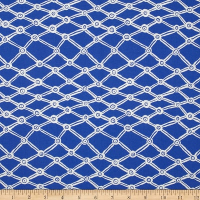 Kaffe Fassett Collective Nets Blue