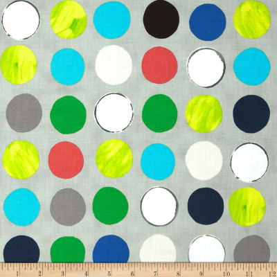 Color Full Big Dots Multi