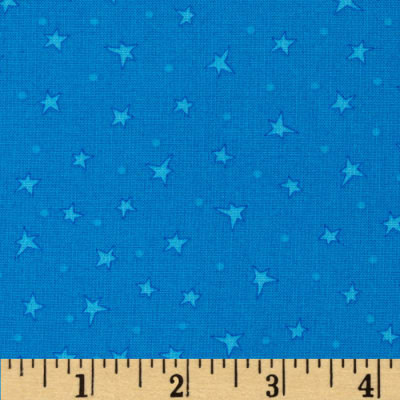 Silly Gilly & Friends Stars Blue