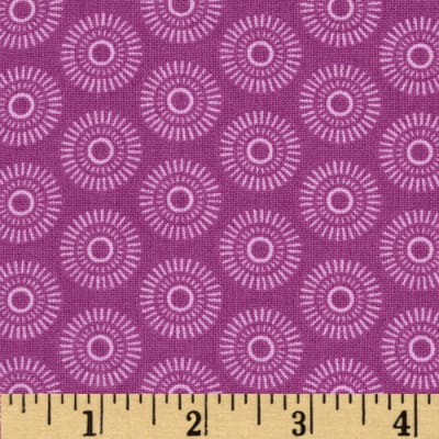 LuLu Monotome Geometric Purple