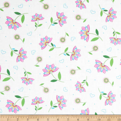 LuLu Small Floral Pink