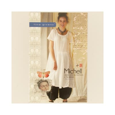 Tina Givens Michell Dress Pattern
