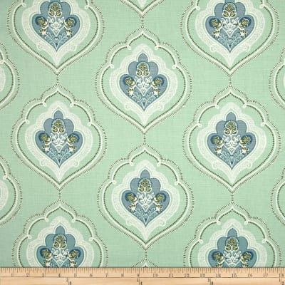 Duralee JoAnn Blend Sea Green