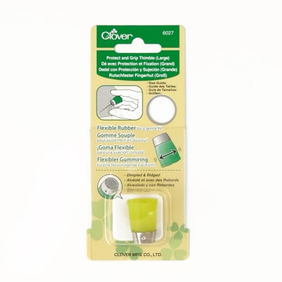 Clover Protect & Grip Thimble Large