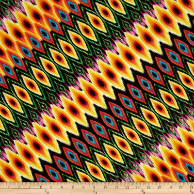 Kanvas Fiesta Diagonal Stripe Multi
