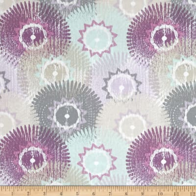 Spiro Ikat Large Packed Medallions Multi