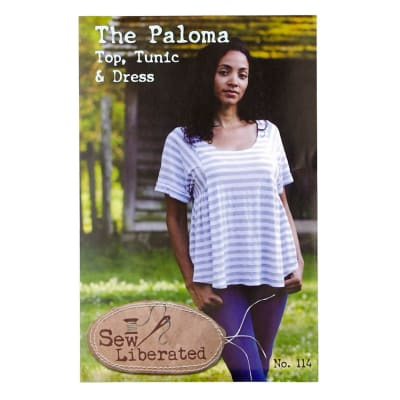 Sew Liberated Paloma Top Pattern