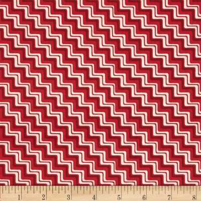 Graphix 3 Chevron Red