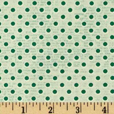 All My Heart Dots Green