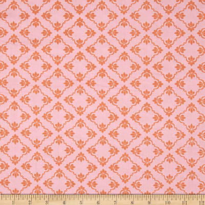 Equinox Lattice Vine Pink