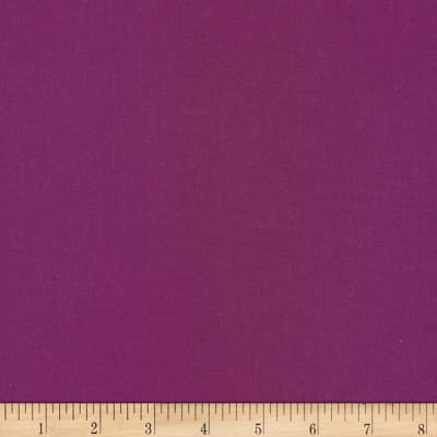Cloud 9 Organic Cirrus Solid Broadcloth Iris