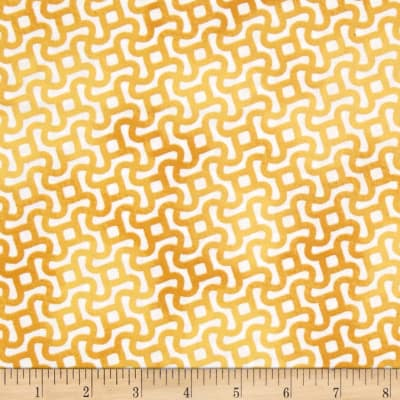 Blossom Geometric Yellow