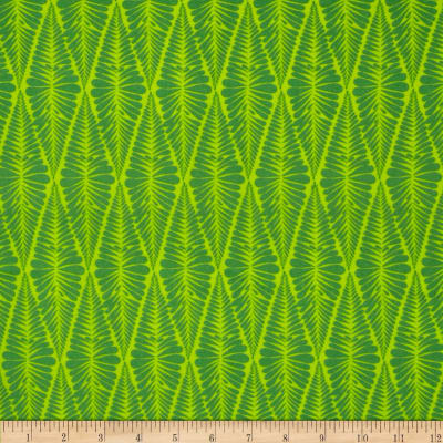 Valori Wells Ashton Road Flannel Fern Stripe Leaf