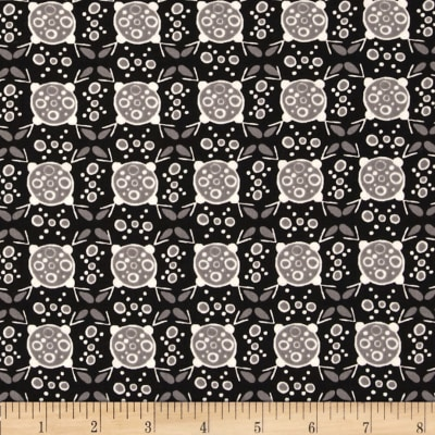 Valori Wells Ashton Road Geo Plaid Charcoal