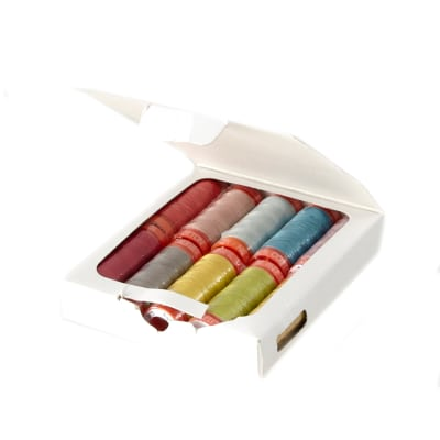 Alison Glass Aurifil Essential Collection 10 Small Spools