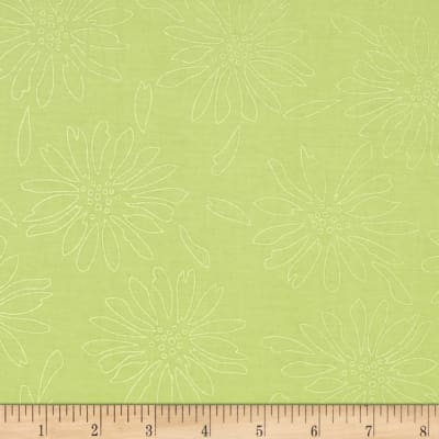 Pearl Essence Floral Lime