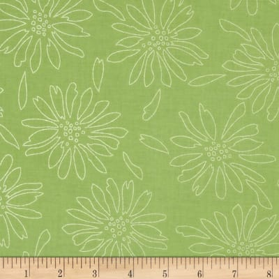 Pearl Essence Floral Green