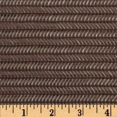 Stretch Open Weave Novelty Knit Bronze