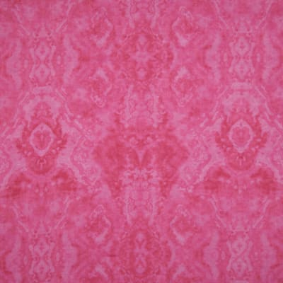 Comfy Flannel Tone on Tone Dark Pink