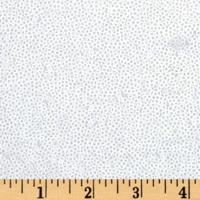 Starlight Sequined Mesh White