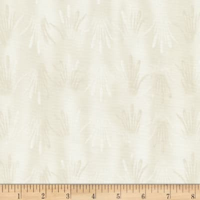 Timeless Treasures Judy Niemeyer's Reclaimed West Cattails Taupe
