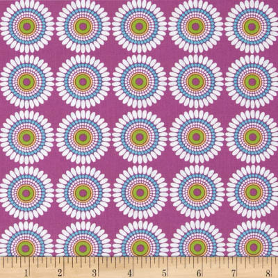 Kinetic Circles Purple