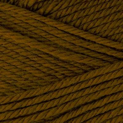 Bernat Satin Yarn Dark Gold