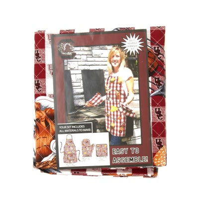 Collegiate BBQ Apron/Mit University of South Carolina