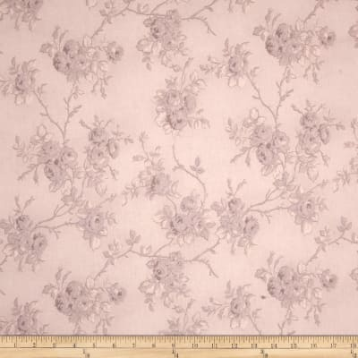 World of Romance Monotone Floral Lavender
