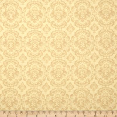Coffee Moment Damask Ivory