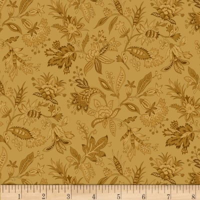 Victoria Park Small Jacobean Tonal Brown