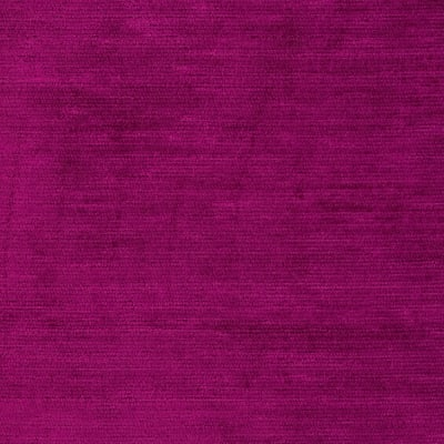 Ramtex Textured Suede Duke Very Berry