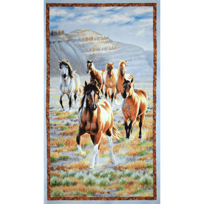 Unbridled Large Panel Multi