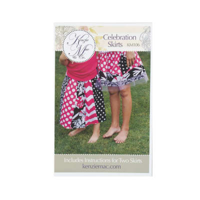 Kenzie & Mac Celebration Skirt Pattern