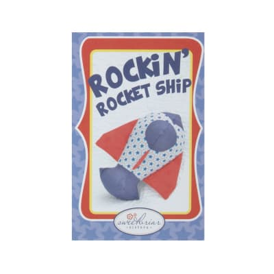 Sweetbriar Sisters Rockin' Rocket Ship Pattern