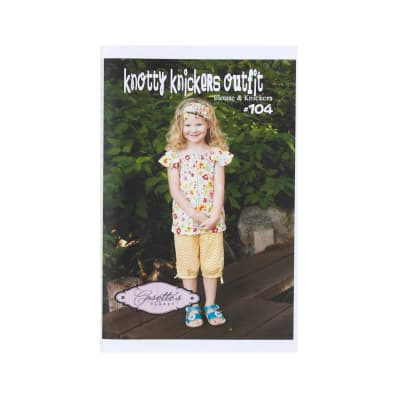 Cosettes Closet Knotty Knickers Outfit Pattern