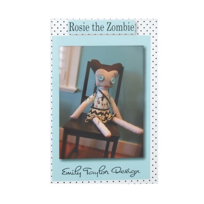 Emily Taylor Designs Rosie The Zombie Pattern