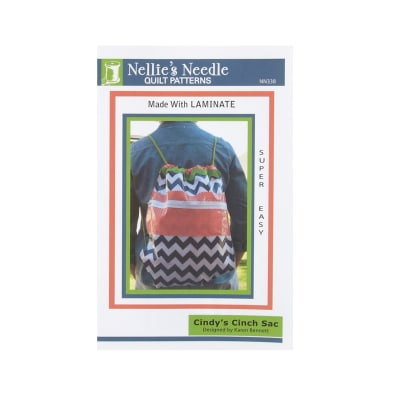 Nellies Needle Cindy's Cinch Sac Pattern