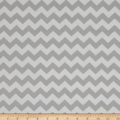 Dreamland Flannel Chevron Jasper Grey