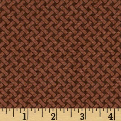 Harmony II Lulu's Lattice Rustic Brown