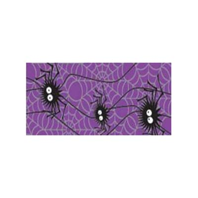 """Holiday Duck Tape 1.88"""" x 10yd-Spider Web"""