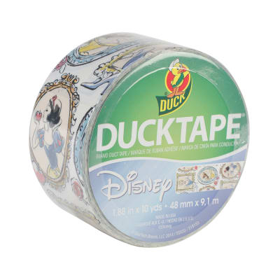 "Licensed Duck Tape 1.88"" x 10yd-Disney Princess"