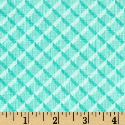 Briarcliff Dimentional Check Green