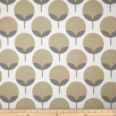 Premier Prints Indoor/Outdoor Caroline Sand/Grey