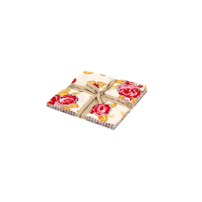 "Penny Rose Milk, Sugar & Flower 5"" Charm Pack"