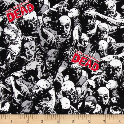 The Walking Dead Walking Dead Zombies Gray
