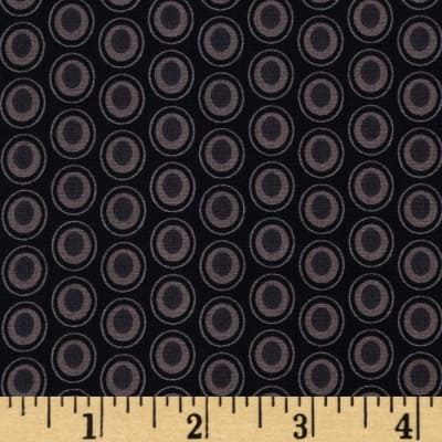 Art Gallery Elements Oval Licorice