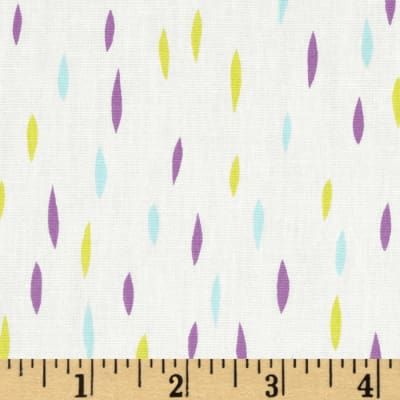 Art Gallery Dreamin' Vintage Jolly Dots Lilac