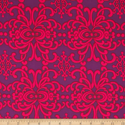 Art Gallery Feelings Damask Cherry