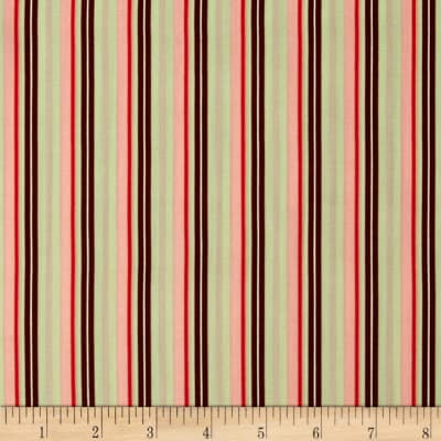 Art Gallery Retro-Spective Retro Stripes Brown